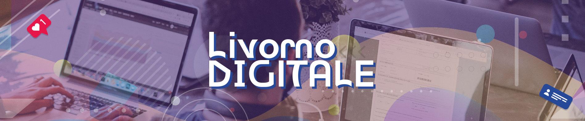 Livorno Digitale - Bando per contributi a sostegno dell'innovazione e dello sviluppo tecnologico e digitale