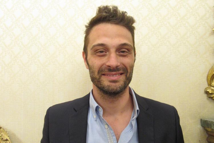 L'assessore al sociale e diritti Andrea Raspanti