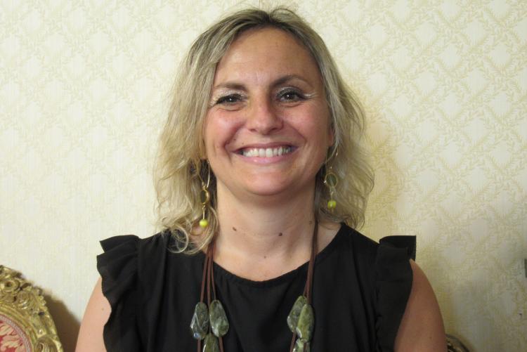 L'assessora Barbara Bonciani