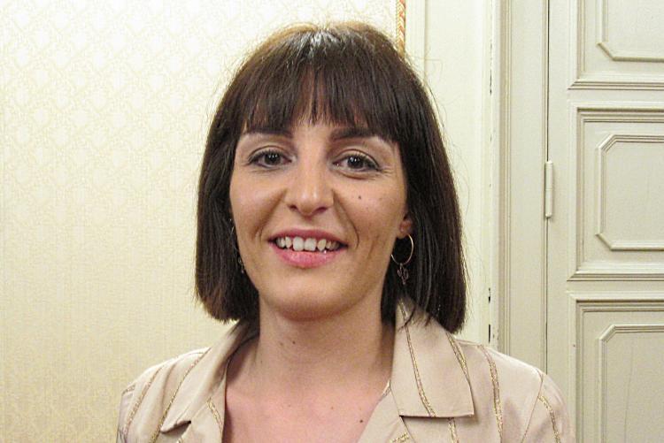 immagine dell'assessora Ferroni