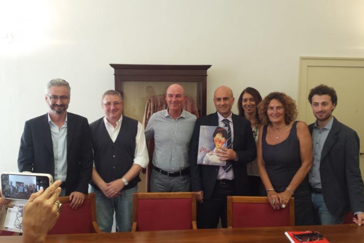 Foto della presentazione dell'Ambito Turistico Livorno (26 settembre 2019)