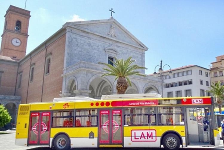 Immagine di un autobus