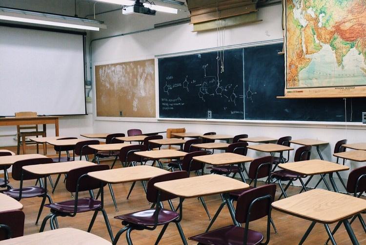 immagine dell'interno di una scuola