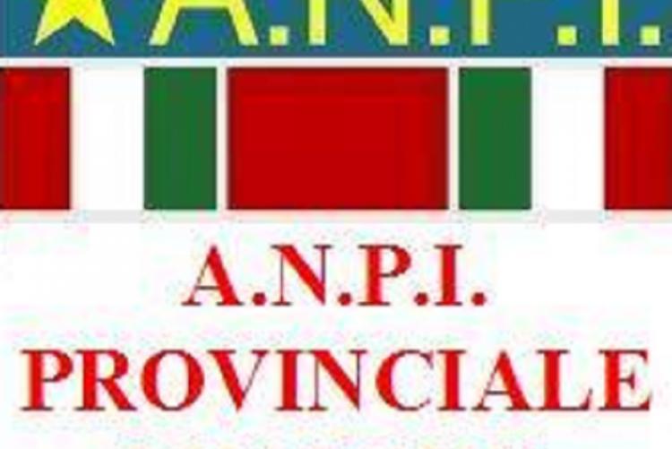 logo Anpi di Livorno - immagine tratta dal sito facebook dell'Associazione