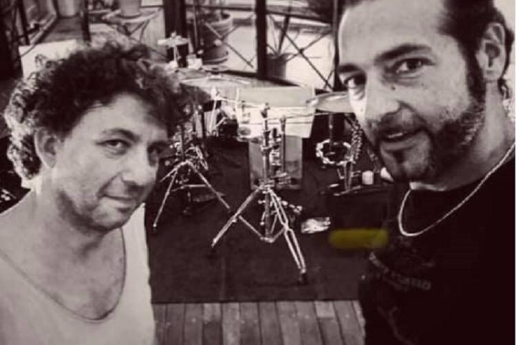 foto di Meme Lucarelli e Gennaro Scarpato (Link Duo)