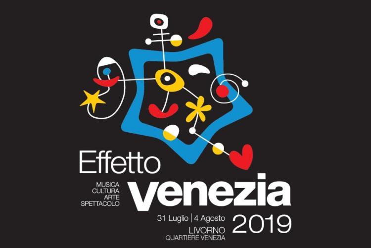 Immagine del logo di Effetto Venezia