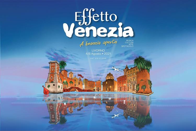 Locandina di Effetto Venezia