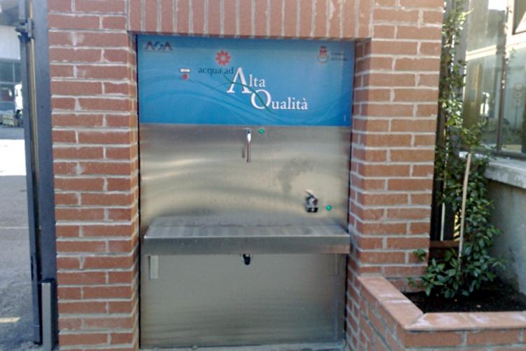 immagine di un fontanello