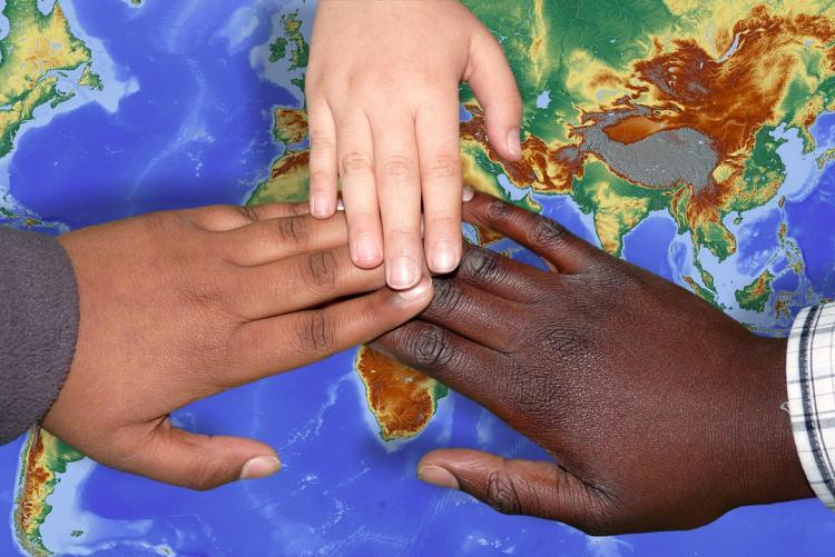 Immagine di solidarietà