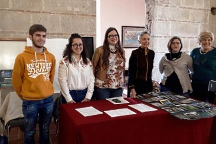 Foto della conferenza di presentazione del progetto