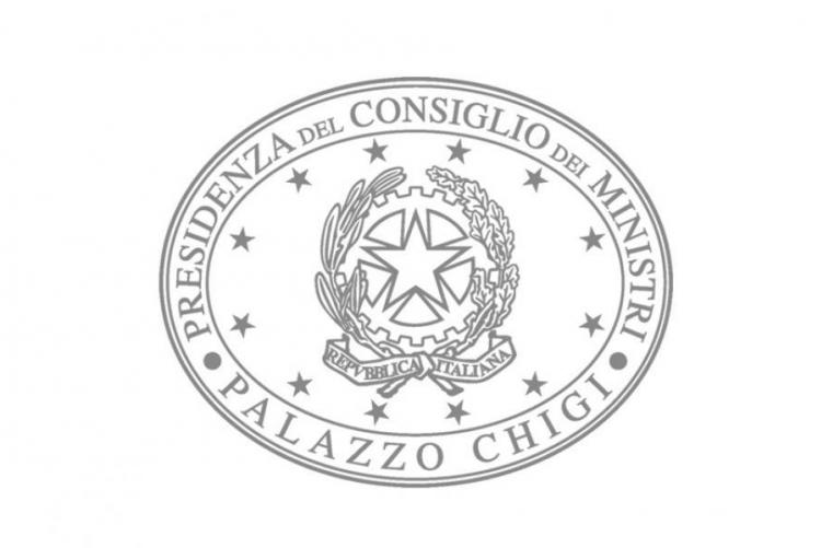 immagine del logo del consiglio dei ministri