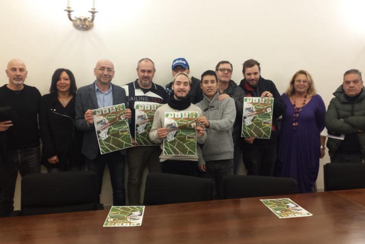 Foto presentazione del 2° Meeting For Christmas su sport e disabilità