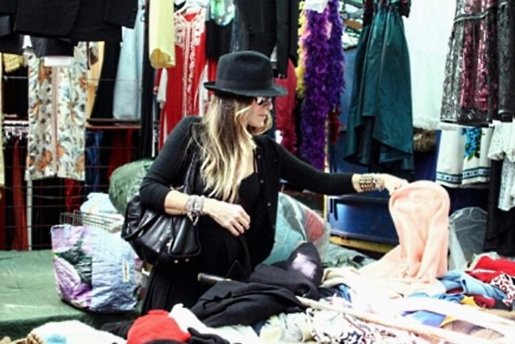 Immagine di un mercato