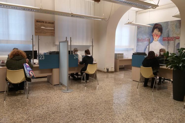 immagine dell'ufficio relazioni con il pubblico