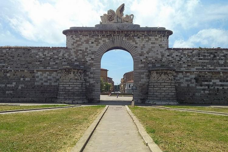 foto della Porta San Marco