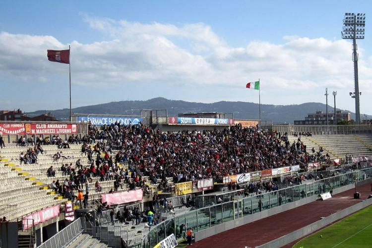 Foto dello stadio Armando Picchi