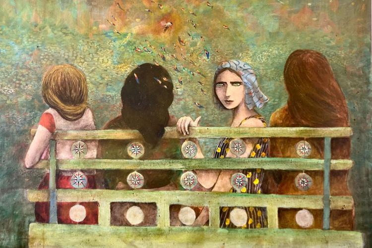 opera di Isabella Staino