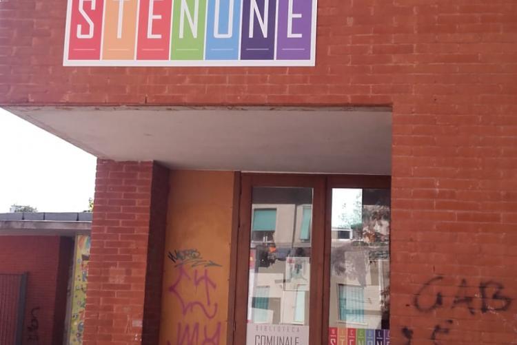 foto della biblioteca Stenone