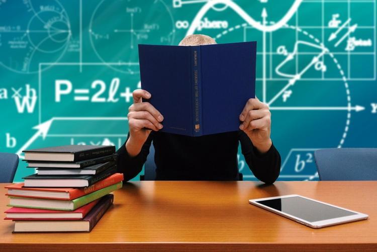 Immagine di uno studente