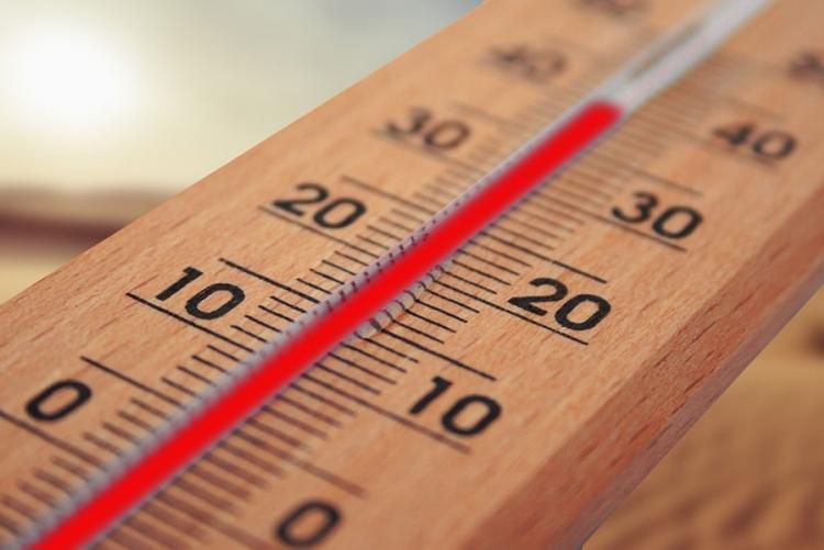 immagine di un termometro