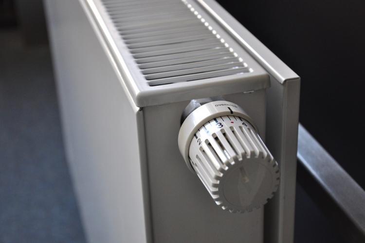 Immagine di un termosifone