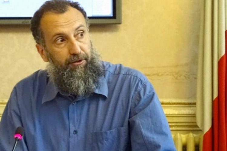 Una foto dell'assessore Giuseppe Vece