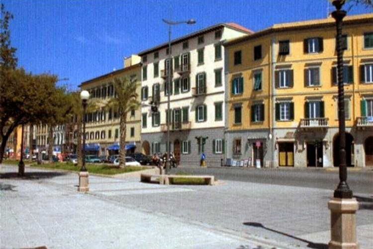 Immagine del viale Italia