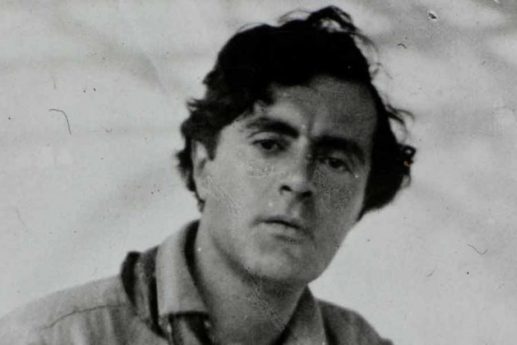Immagine del volto di Modigliani