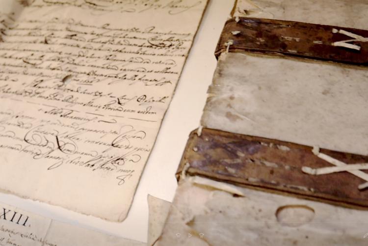 Documenti dell'Archivio Storico Comunale