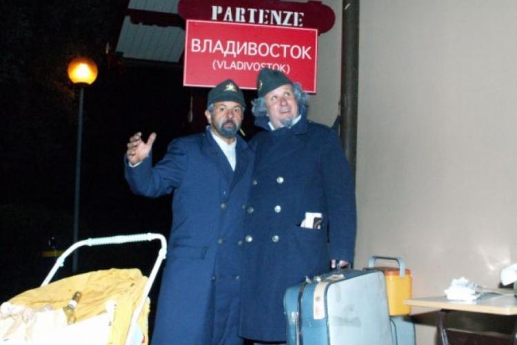 Foto dello spettacolo Vagoni Vaganti alla Funicolare di Montenero