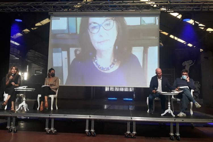 La conferenza stampa di presentazione di Blu Livorno