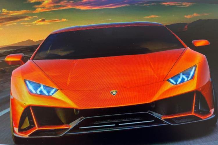 foto auto Lamborghini