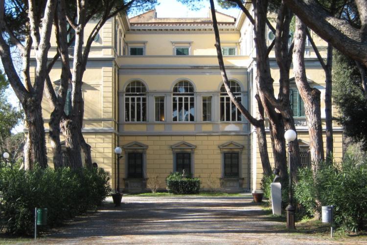 immagine di villa Fabbricotti