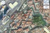 emeroteca della bilbioteca labronica da google map