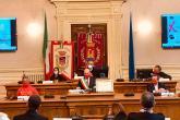 Il ricordo nella sala del consiglio comunale