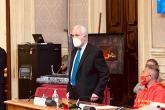 L'intervento del presidente della Regione Toscana Eugenio Giani