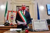 Il sindaco Luca Salvetti