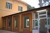 scuola primaria statale villa corridi: ingresso