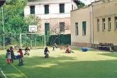 scuola infanzia quercianella: giardino