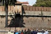 Ingresso della Fortezza Nuova: immagine presente nel fotolibro