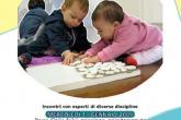 Locandina del progetto progetto di formazione per educatore ed educatrici Il primo anno di vita tra famiglia e Nido
