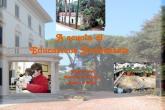 Pagina dedidata al Progetto  a Scuola di Educazione Ambientale