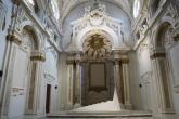chiesa del luogo pio e grande rettile di Pino Pascali