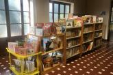 biblioteca dei ragazzi -interno